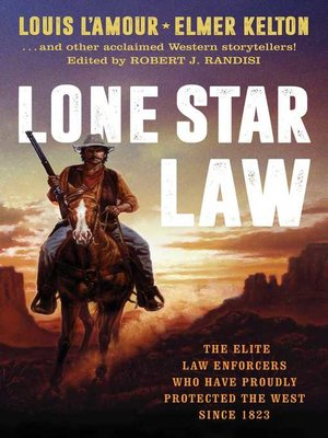 cover image of Lone Star Law