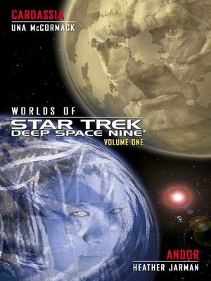 cover image of Worlds of Deep Space Nine
