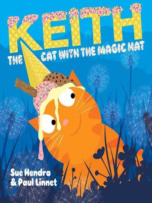 cover image of Keith the Cat with the Magic Hat