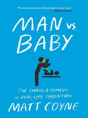 cover image of Man vs. Baby