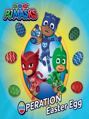 cover image of Operation Easter Egg