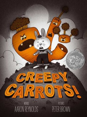 cover image of Creepy Carrots!