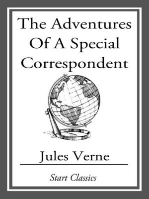 cover image of The Adventures of a Special Correspon
