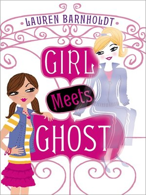 cover image of Girl Meets Ghost