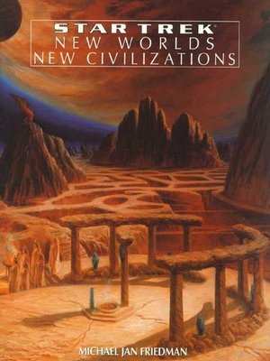 cover image of New Worlds, New Civilizations