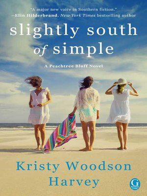 cover image of Slightly South of Simple