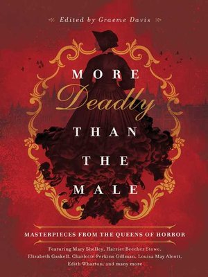 cover image of More Deadly than the Male