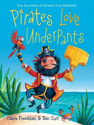 cover image of Pirates Love Underpants