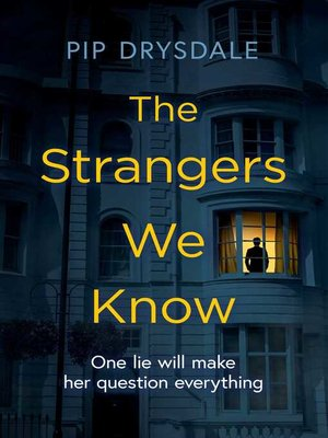 cover image of The Strangers We Know