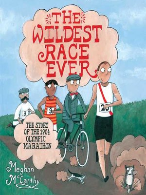 cover image of The Wildest Race Ever