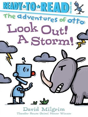 cover image of Look Out! a Storm!