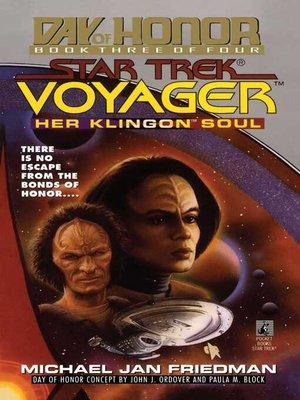 cover image of Her Klingon Soul