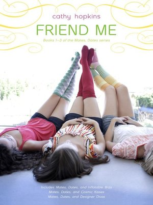 cover image of Friend Me