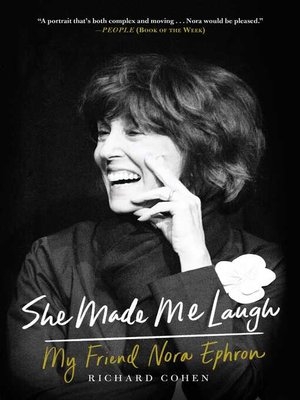 cover image of She Made Me Laugh