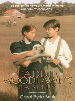 cover image of Caddie Woodlawn's Family