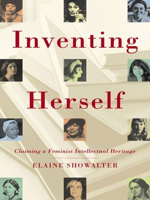 cover image of Inventing Herself