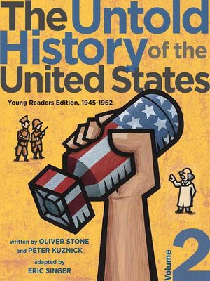 cover image of The Untold History of the United States, Volume 2