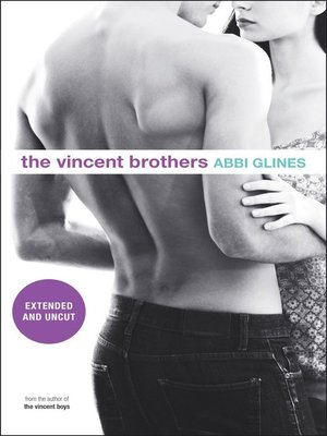 cover image of The Vincent Brothers