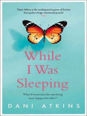cover image of While I Was Sleeping