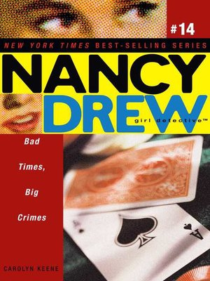 cover image of Bad Times, Big Crimes