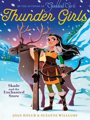 cover image of Skade and the Enchanted Snow