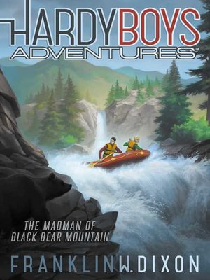 cover image of The Madman of Black Bear Mountain