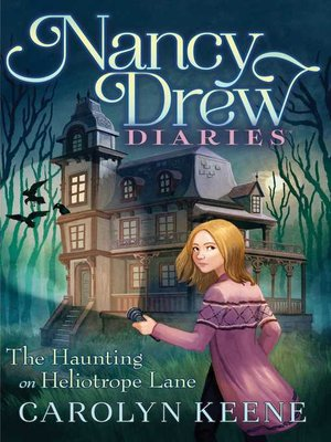 cover image of The Haunting on Heliotrope Lane