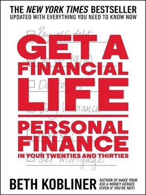 cover image of Get a Financial Life