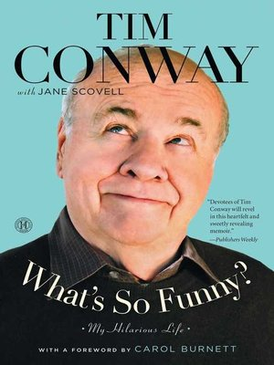 cover image of What's So Funny?