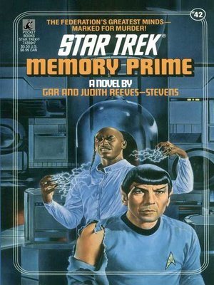 cover image of Memory Prime