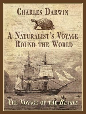 cover image of A Naturalist's Voyage Round the World