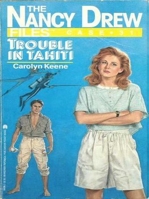 cover image of Trouble in Tahiti