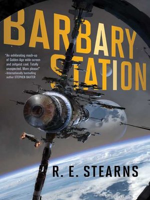 cover image of Barbary Station
