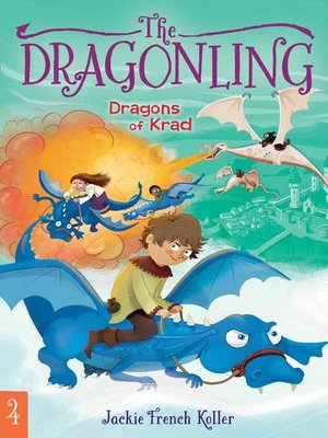 cover image of Dragons of Krad