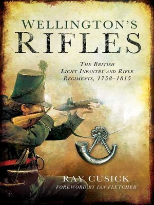 cover image of Wellington's Rifles