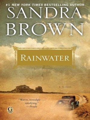 cover image of Rainwater