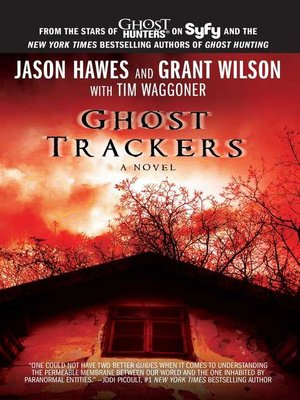 cover image of Ghost Trackers