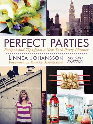 cover image of Perfect Parties