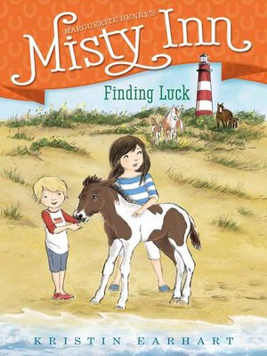 cover image of Finding Luck