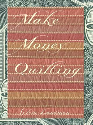 cover image of Make Money Quilting
