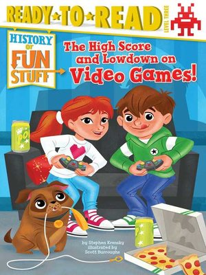 cover image of The High Score and Lowdown on Video Games!