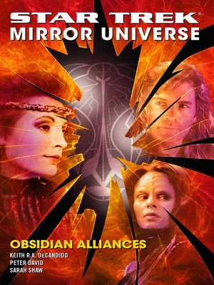 cover image of Obsidian Alliances