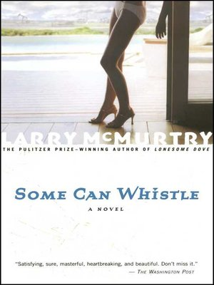 cover image of Some Can Whistle