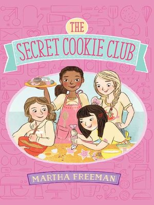 cover image of The Secret Cookie Club