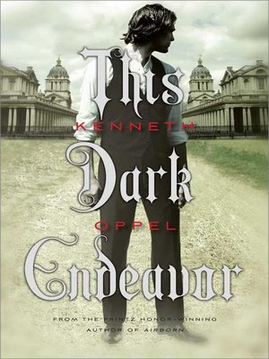 cover image of This Dark Endeavor