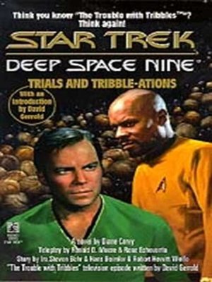 cover image of Trials and Tribble-ations
