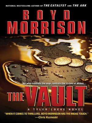cover image of The Vault