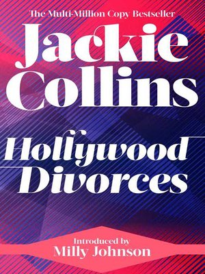 cover image of Hollywood Divorces