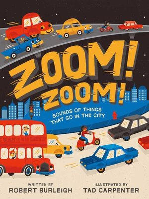 cover image of Zoom! Zoom!