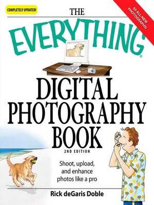cover image of The Everything Digital Photography Book